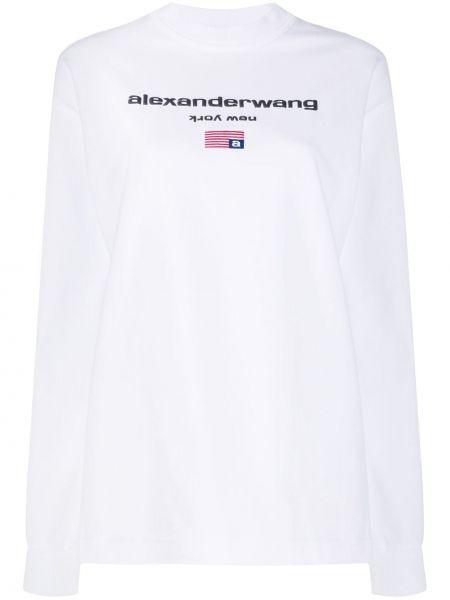 Bluza klasyczny Alexander Wang