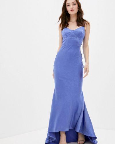 Синее платье True Decadence