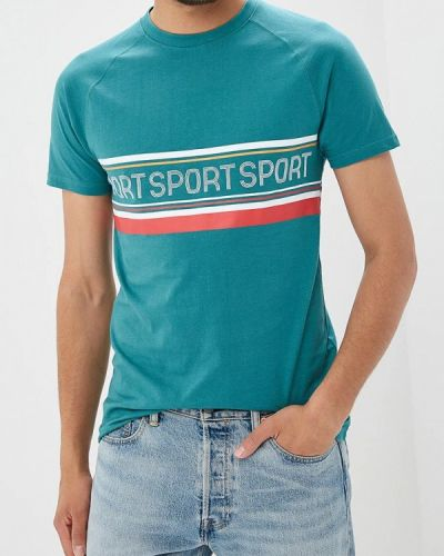Зеленая футболка Запорожец Heritage