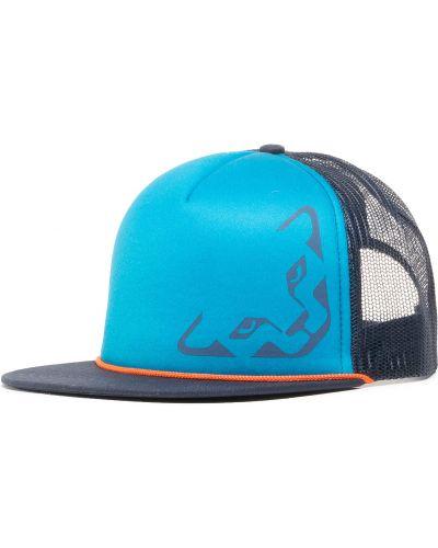 Niebieska czapka z daszkiem Dynafit