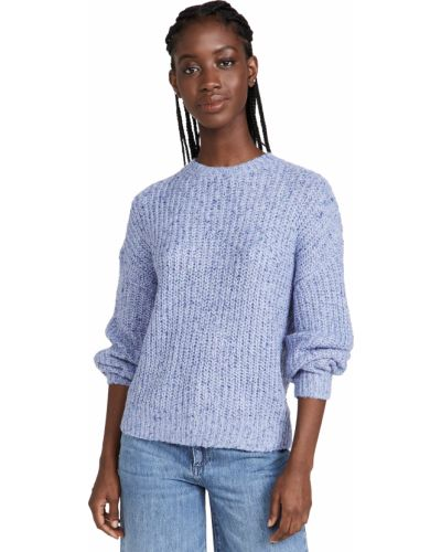 Деловой свитер - синий Bb Dakota