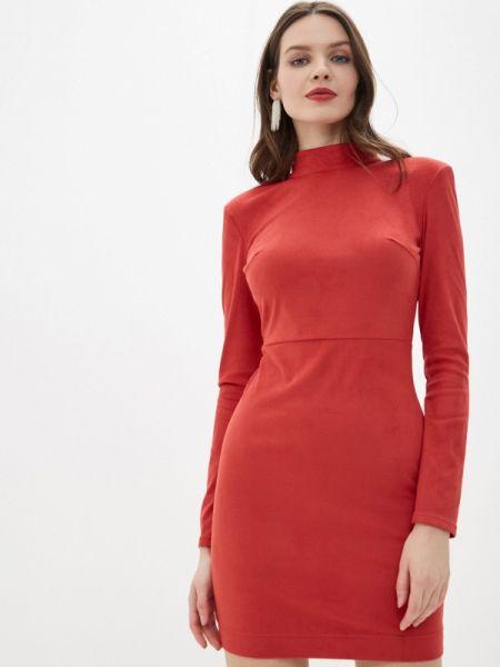 Платье осеннее прямое Gepur