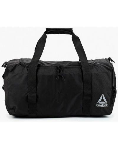 Спортивная сумка текстильная Reebok