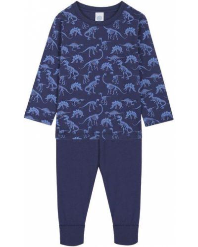 Пижама с принтом хлопковая Sanetta