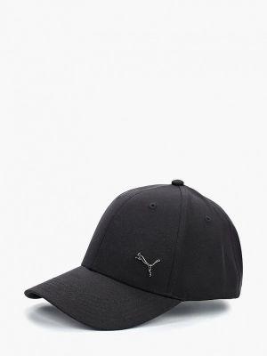 Черная бейсболка 2018 Puma