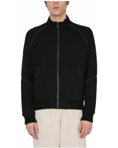 Czarna bluza dresowa Z Zegna