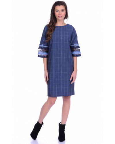 Вечернее платье миди платье-сарафан Lautus