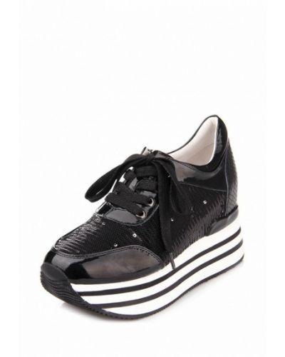 Черные кроссовки Ditto