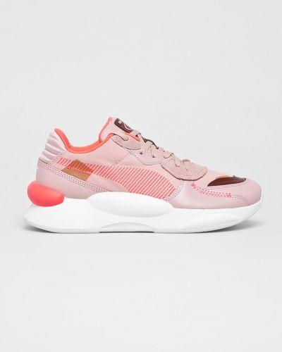 Кроссовки текстильные розовый Puma