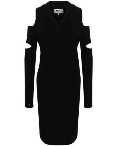 Платье из вискозы Mm6