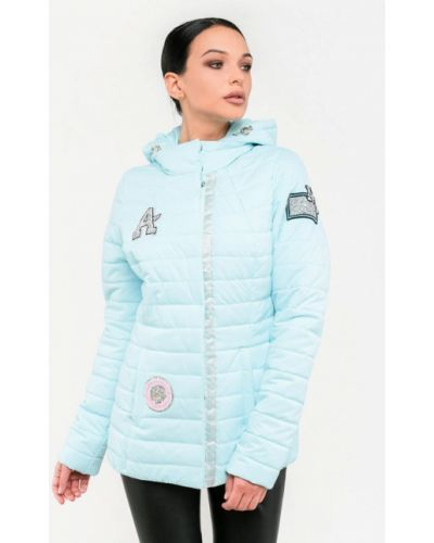 Утепленная куртка демисезонная весенняя Modniy Oazis