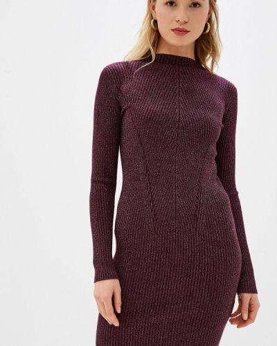 Платье - фиолетовое Bluoltre