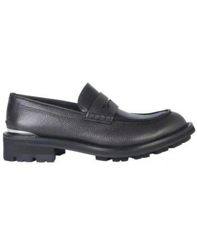 Loafers skorzane Alexander Mcqueen