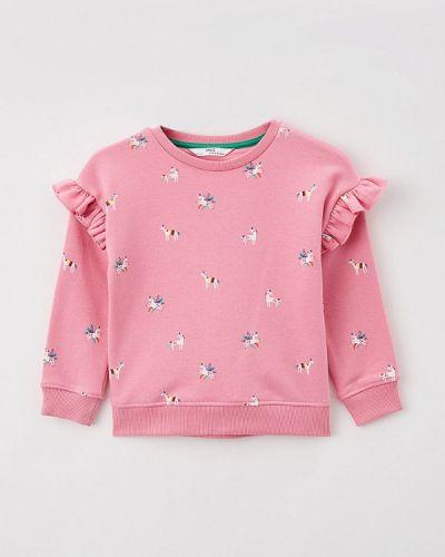 Розовый свитшот Marks & Spencer