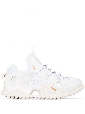 Массивные кроссовки - белые Li-ning