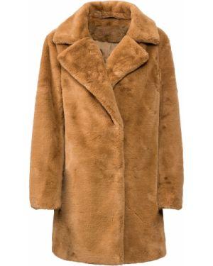 Пальто из верблюжьей шерсти Bonprix