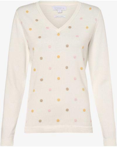 Beżowy sweter bawełniany Brookshire
