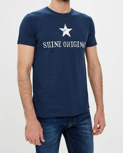 Синяя футболка Shine Original