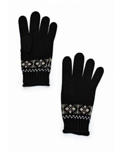 Черные перчатки United Colors Of Benetton