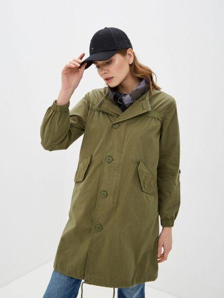 Пальто - зеленое Rifle