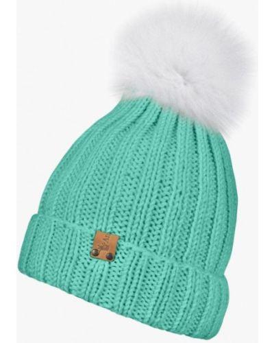 Бирюзовая шапка Anmerino