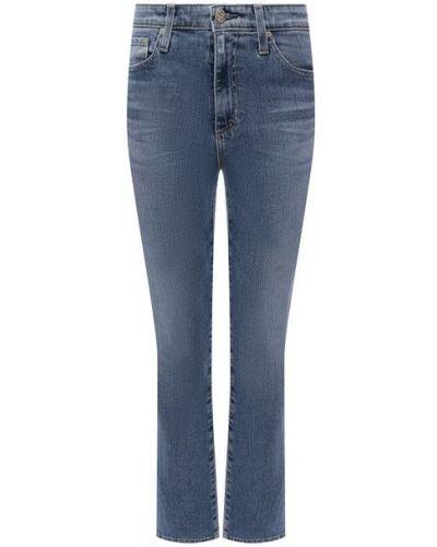 Синие повседневные джинсы Ag