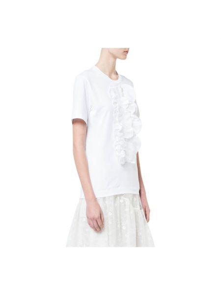 Biała t-shirt Simone Rocha