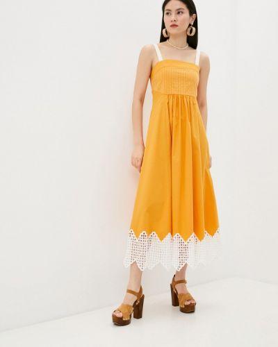 Желтый сарафан Beatrice.b