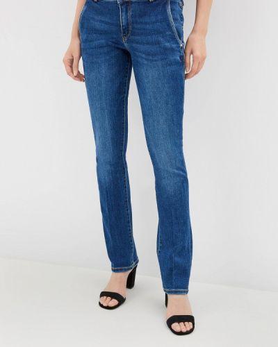 Прямые джинсы mom черные Guess Jeans