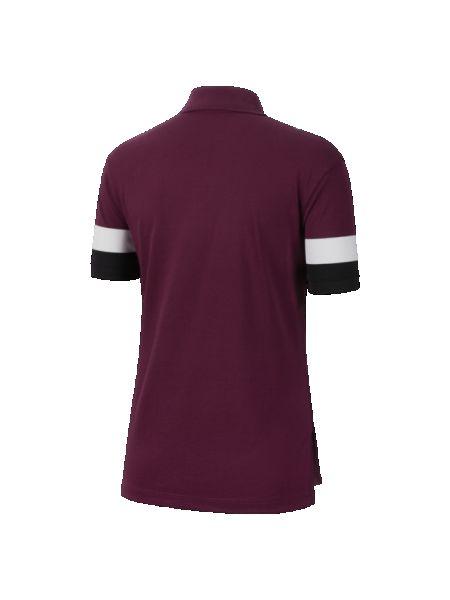T-shirt dzianinowa - fioletowa Nike