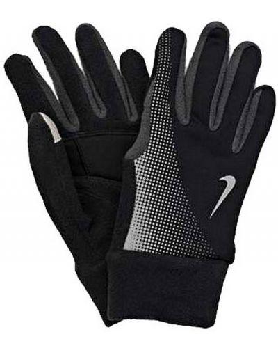 Спортивные перчатки текстильные двойные Nike