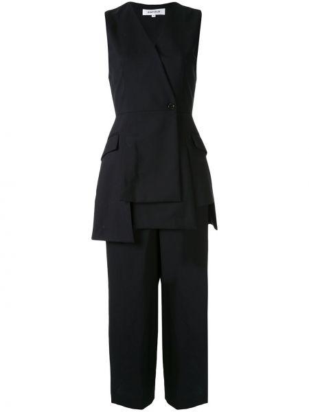 Spodnie bawełniane - niebieskie Enfold