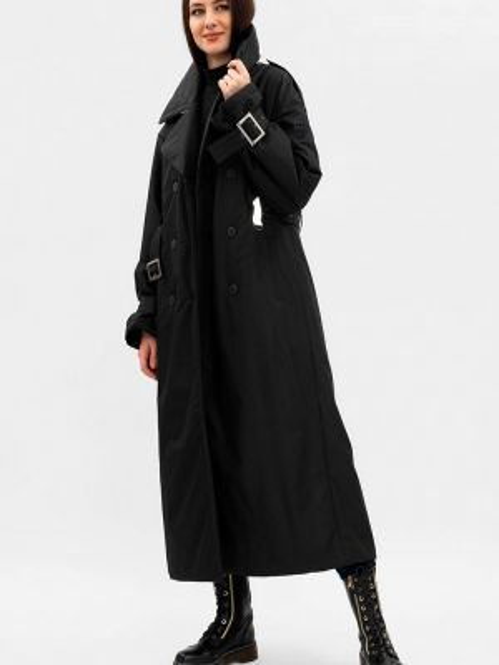 Утепленная куртка - черная Pavel Yerokin