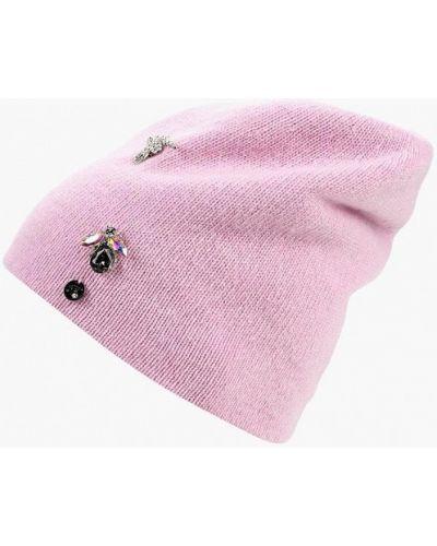Шапка розовый осенняя Ferz