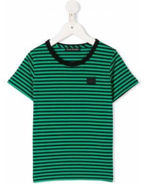 Зеленая рубашка Acne Studios