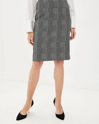 Черная юбка узкого кроя Marks & Spencer