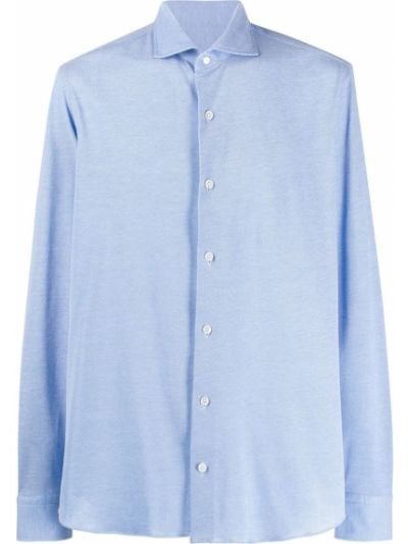 Рубашка с воротником с манжетами Salvatore Piccolo