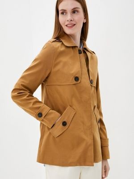 Бежевая облегченная куртка Tantra