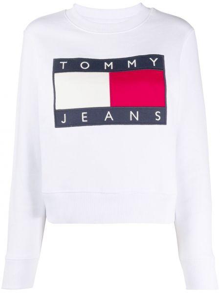 Топ джинсовый белый Tommy Jeans