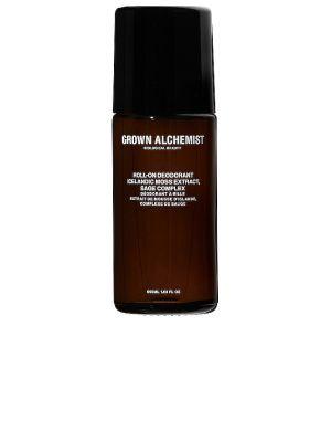 Bezpłatne cięcie skórzany dezodorant bezpłatne cięcie Grown Alchemist