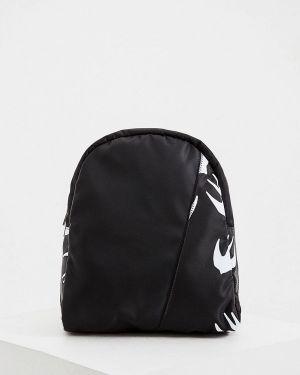 Рюкзак нейлоновый черный Mcq Alexander Mcqueen