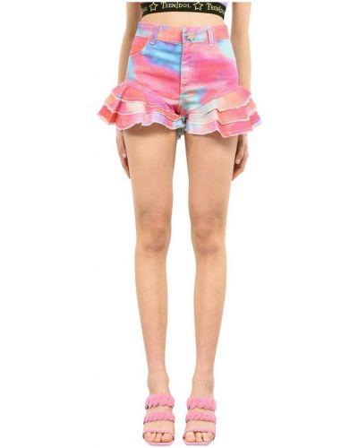 Różowe szorty Teen Idol