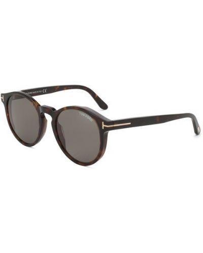 Солнцезащитные очки коричневый Tom Ford
