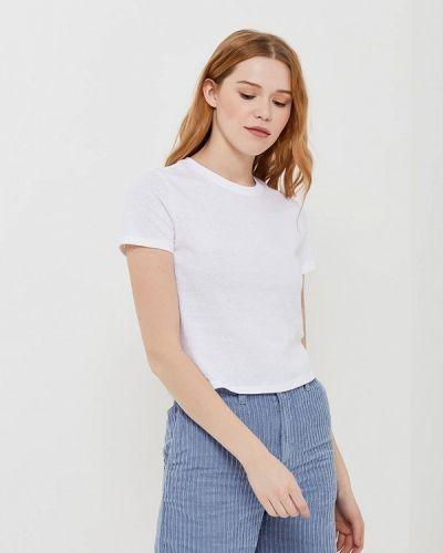 Белая футболка Topshop