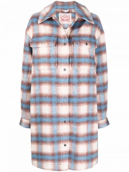 Рубашка с длинным рукавом - синяя Levi's®