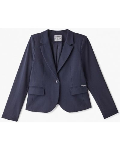 Пиджак синий Choupette