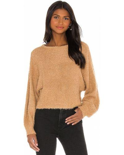 Пуловер классический - коричневый Cupcakes And Cashmere