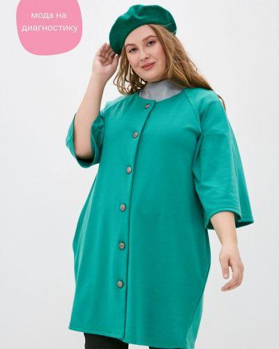 Пиджак - зеленый Артесса