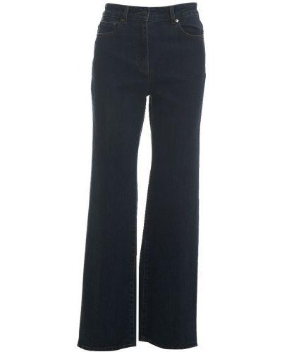 Niebieskie mom jeans Cappellini