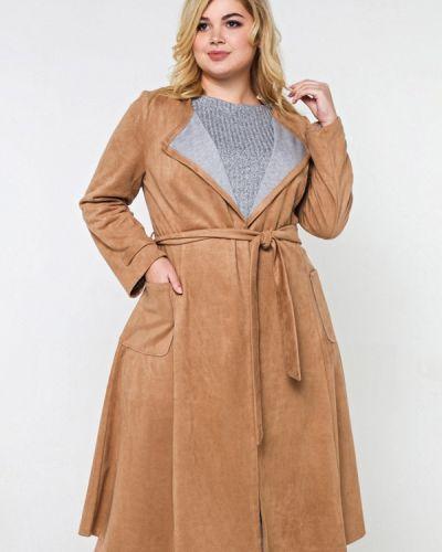 Пальто бежевое летнее Matilda